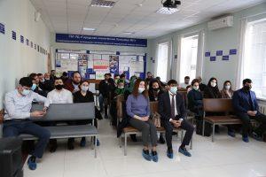 #Сотрудники МФЦ Дагестана прошли вакцинацию7