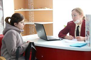 #Специалисты Роспотребназдора провели консультирование граждан в филиалах МФЦ Республики Дагестан.1