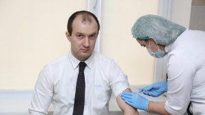 #Сотрудники МФЦ Дагестана прошли вакцинацию2