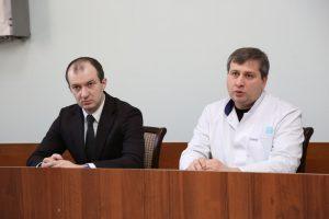 #Сотрудники МФЦ Дагестана прошли вакцинацию8