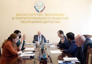 #Состоялось первое в этом году заседании Наблюдательного совета МФЦ Республики Дагестан.7