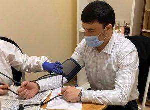 #Сотрудники филиалов МФЦ Дагестана активно участвую в кампании вакцинации, направленной на достижение «коллективного иммунитета» в регионе против распространения коронавирусной инфекции(COVID19).1
