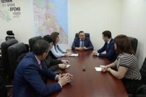 #Сбербанк и МФЦ Дагестана обсудили сотрудничество5