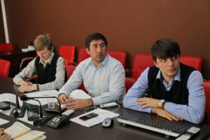 #Вопросы взаимодействия МФЦ Дагестана с Федеральной корпорацией МСП обсудили в ходе видеоконференц- совещания5