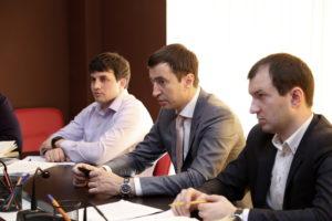 #Порядок и условия оказания услуг по выдаче паспортов обсудили в Республиканском МФЦ на встрече с представителями МВД Дагестана.3