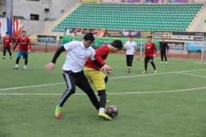 #В эти выходные на «Стадионе им. Е. Исинбаевой» прошла спартакиада работников МФЦ Республики Дагестан7