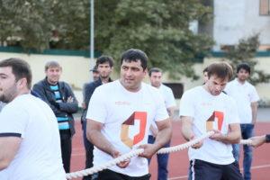 #В эти выходные на «Стадионе им. Е. Исинбаевой» прошла спартакиада работников МФЦ Республики Дагестан4