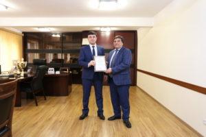 #В республике Дагестан наградили победителей регионального конкурса «Лучший МФЦ».1