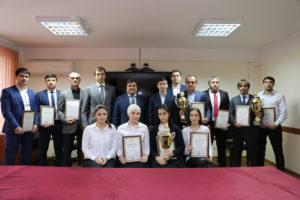 #В республике Дагестан наградили победителей регионального конкурса «Лучший МФЦ».3
