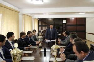 #В республике Дагестан наградили победителей регионального конкурса «Лучший МФЦ».7