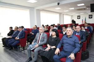 #В Республиканском МФЦ прошла конференция, посвященная проведению выездной сессии Корпорации МСП в Дагестане6