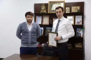 #Общественный контроль оценил  качество оказания госуслуг в МФЦ Дагестана5