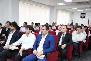 #В Республиканском МФЦ обсудили порядок оказания услуги Избиркома Республики Дагестан.1