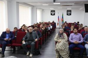 #Выездная сессия Федеральной корпорации МСП проходит в Республике Дагестан3