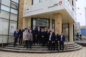 #Республиканский МФЦ снова встретил гостей из Татарстана1