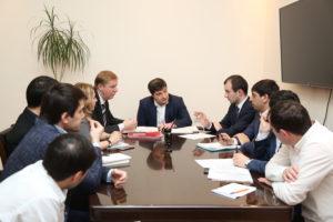 #Вопросы взаимодействия с МФЦ обсудили на совместном совещании в Управлении Росреестра по Республике Дагестан5