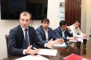 #Вопросы взаимодействия с МФЦ обсудили на совместном совещании в Управлении Росреестра по Республике Дагестан2