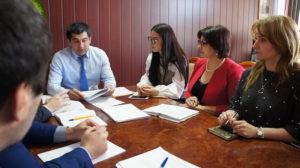 #Врио директора Республиканского МФЦ принял участие в совещании в Минэкономразвития РД4