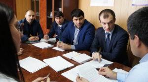 #Врио директора Республиканского МФЦ принял участие в совещании в Минэкономразвития РД9