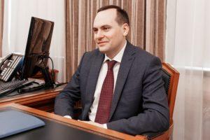 #Премьер — министр Дагестана Артем Здунов встретился Одесом Байсултановым6