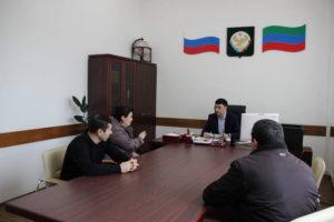 #Единый «День консультаций» прошел в многофункциональных центрах республики.8