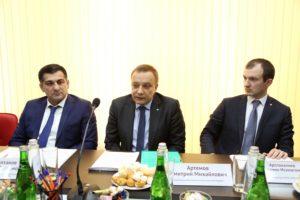#В МФЦ Дагестана прошла совместная пресс-конференция с ПАО Сбербанк и Министерством экономики РД3