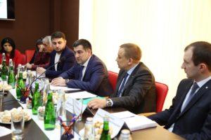 #В МФЦ Дагестана прошла совместная пресс-конференция с ПАО Сбербанк и Министерством экономики РД8