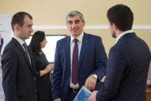 #МФЦ Дагестана принял участие в выездной сессии Корпорации МСП8