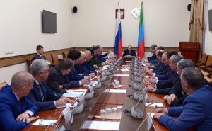 #Владимир Путин посетил Дагестан3