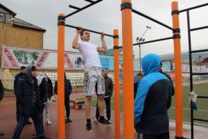 #В Дербенте прошли зональные соревнования спартакиады работников МФЦ4