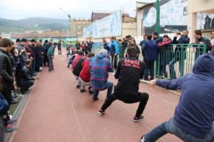 #В Дербенте прошли зональные соревнования спартакиады работников МФЦ8