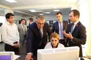 #Представители МинКавказа посетили Республиканский МФЦ3