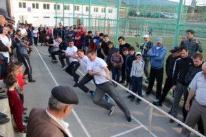 #В Ботлихе прошла завершающая стадия зональных соревнований спартакиады с участием представителей горного территориального округа Дагестана9