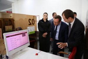 #Представители Федеральной антимонопольной службы посетили МФЦ Дагестана8