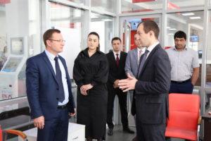 #Представители Федеральной антимонопольной службы посетили МФЦ Дагестана6