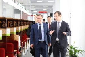 #Представители Федеральной антимонопольной службы посетили МФЦ Дагестана5