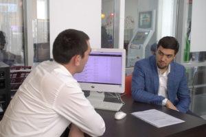 #Первые резиденты ТОСЭР «Каспийск» подали документы через МФЦ3