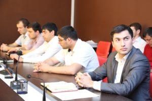 #В конференц-зале республиканского МФЦ прошло совещание, посвященное конкурсу «Мой Дагестан»6