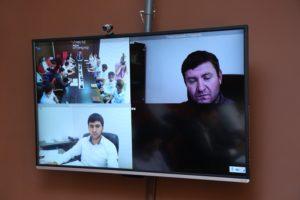 #В конференц-зале республиканского МФЦ прошло совещание, посвященное конкурсу «Мой Дагестан»9