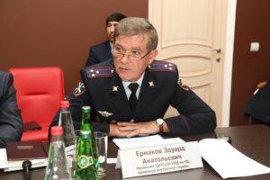 #Прошло рабочее совещание между Республиканским МФЦ и МВД Дагестана3