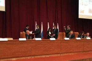 #МФЦ Дагестана награжден грамотой Минэкономразвития РФ за проект «МФЦ для бизнеса»6