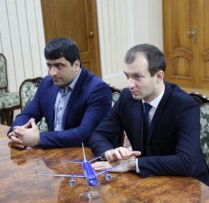 #Между Республиканским МФЦ и Почтой России подписано соглашение о сотрудничестве1