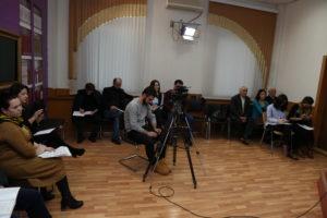 #На площадке РИА «Дагестан» прошла пресс-конференция руководителя Республиканского МФЦ Османа Хасбулатова3