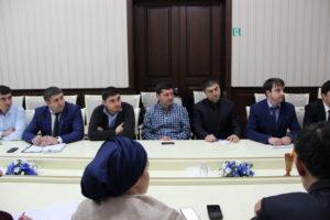 #Выездное совещание рабочей группы мобильного проектного офиса в Южном территориальном округе Республики Дагестан8