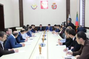 #Выездное совещание рабочей группы мобильного проектного офиса в Южном территориальном округе Республики Дагестан5