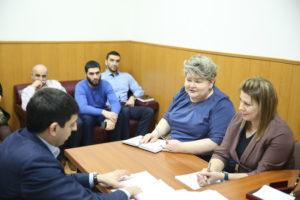 #Вопросы взаимодействия обсудили на рабочей встрече МФЦ и министерства образования и науки РД3