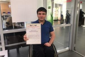 #МФЦ начали выдачу 115 сертификатов на жилищные субсидии инвалидам2