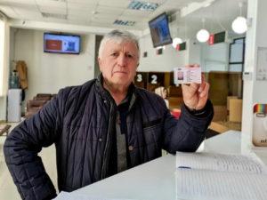 #Более трех тысяч водительских удостоверений выдали с начала года  многофункциональные центры республики6