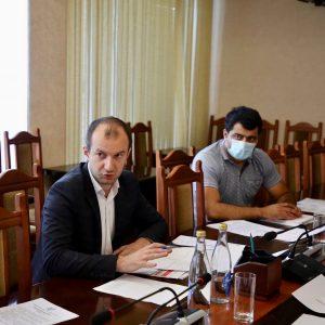 #Совещание по реализации плановых мероприятий для улучшения позиции региона в Национальном рейтинге инвестиционного климата в субъектах РФ7