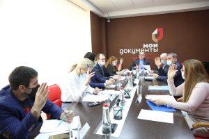 #В МФЦ республики Дагестан прошло итоговое заседание наблюдательного совета8